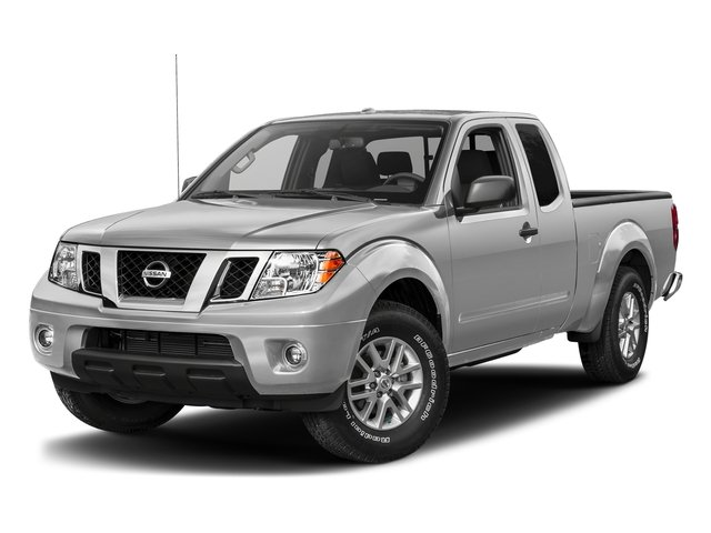 Brilliant Silver 2017 Nissan Frontier Pictures Frontier King Cab SV 2WD photos front view