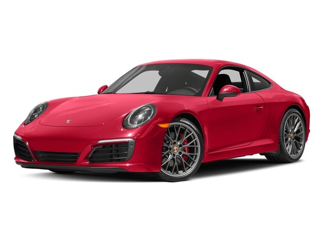 Guards Red 2017 Porsche 911 Pictures 911 Carrera S Coupe photos front view