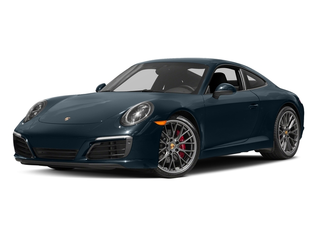 Night Blue Metallic 2017 Porsche 911 Pictures 911 Carrera S Coupe photos front view