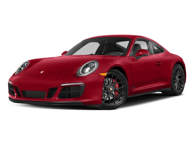 Carmine Red 2017 Porsche 911 Pictures 911 Carrera GTS Coupe photos front view