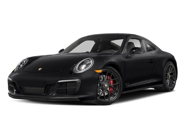 Black 2017 Porsche 911 Pictures 911 Carrera GTS Coupe photos front view