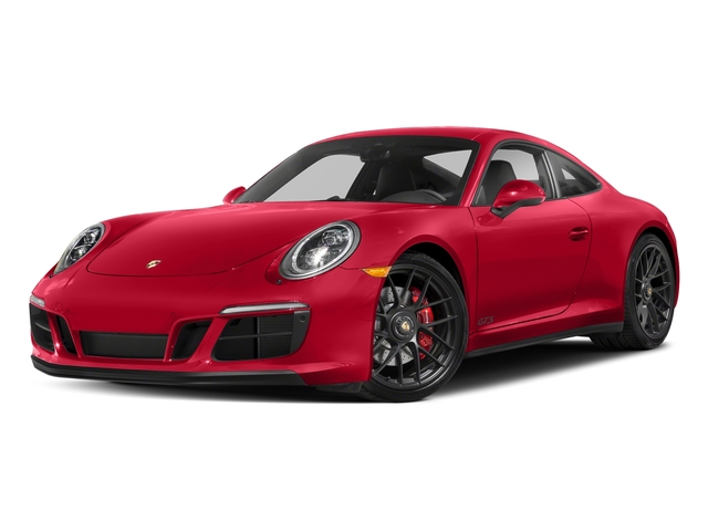 Guards Red 2017 Porsche 911 Pictures 911 Carrera GTS Coupe photos front view