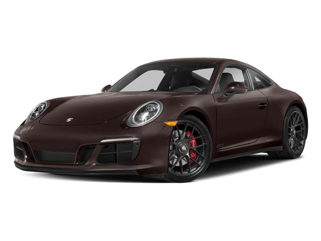 Mahogany Metallic 2017 Porsche 911 Pictures 911 Carrera GTS Coupe photos front view
