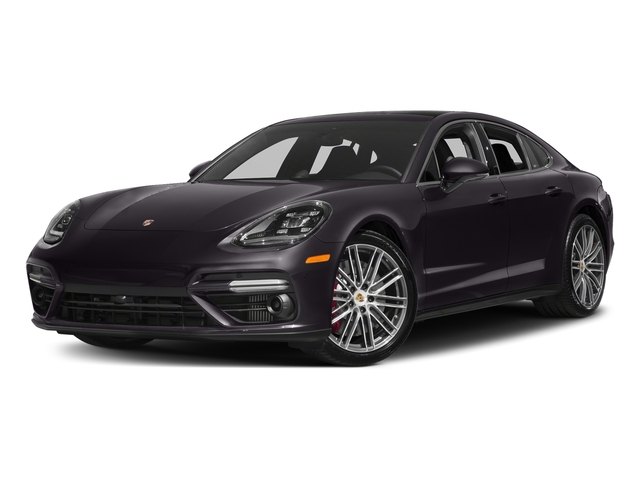 Amethyst Metallic 2017 Porsche Panamera Pictures Panamera Turbo Executive AWD photos front view