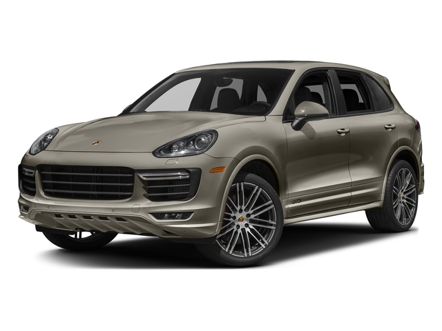 Palladium Metallic 2017 Porsche Cayenne Pictures Cayenne Utility 4D GTS AWD V6 Turbo photos front view