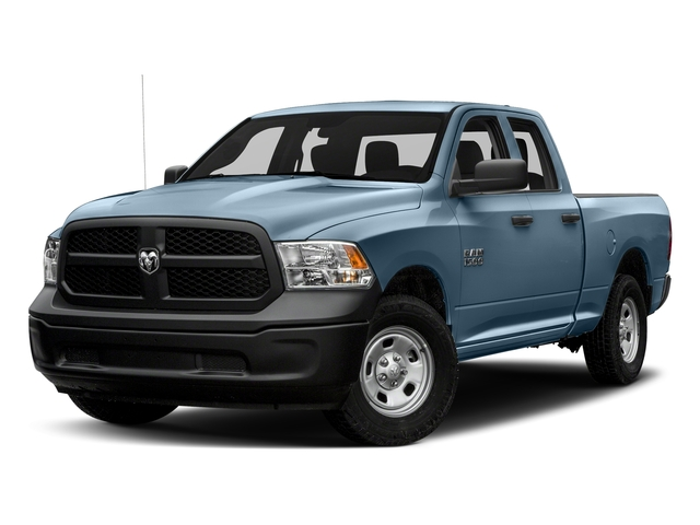 Robin Egg Blue 2017 Ram Truck 1500 Pictures 1500 Quad Cab Tradesman 2WD photos front view