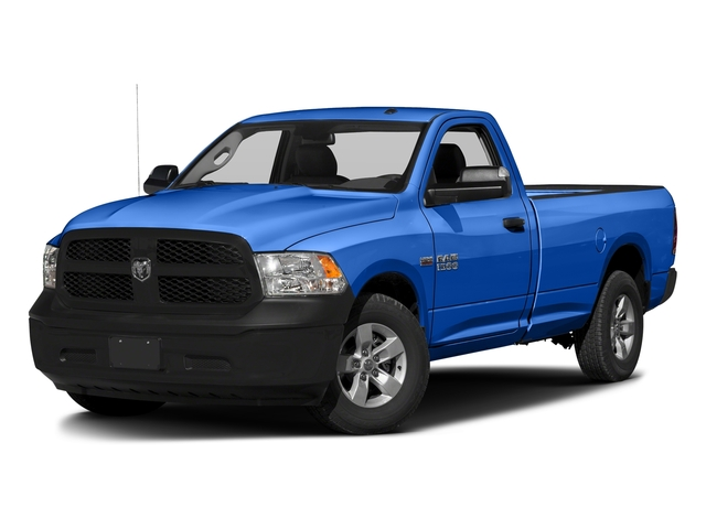 Holland Blue 2017 Ram Truck 1500 Pictures 1500 Lone Star 4x2 Regular Cab 6'4 Box photos front view