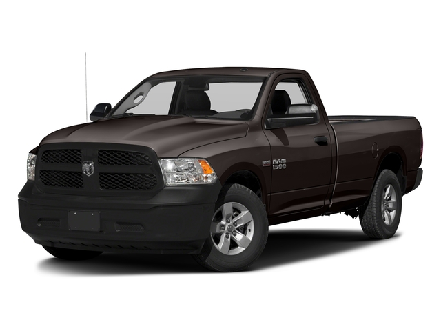 Luxury Brown Pearlcoat 2017 Ram Truck 1500 Pictures 1500 Regular Cab Bighorn/Lone Star 2WD photos front view