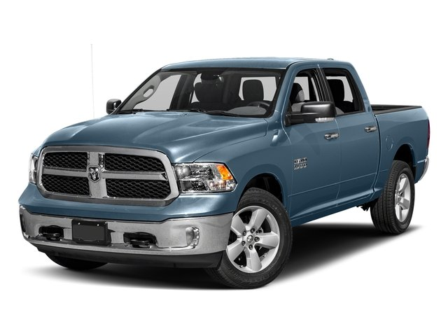 Robin Egg Blue 2017 Ram Truck 1500 Pictures 1500 Big Horn 4x2 Crew Cab 6'4 Box photos front view