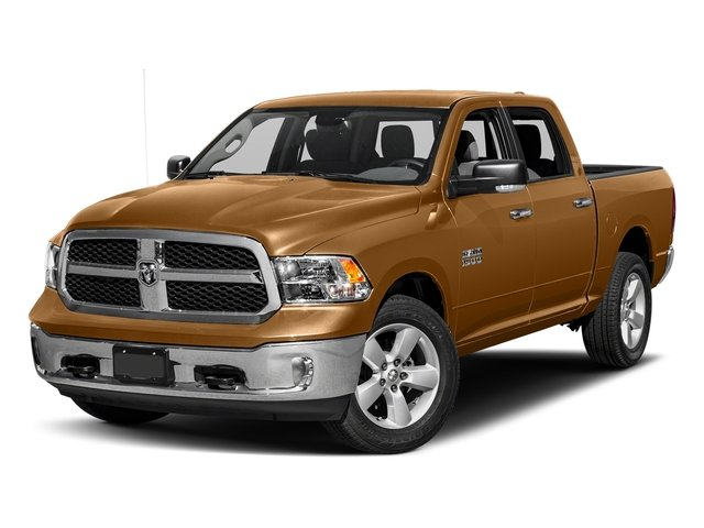 Power Tan 2017 Ram Truck 1500 Pictures 1500 Big Horn 4x2 Crew Cab 6'4 Box photos front view