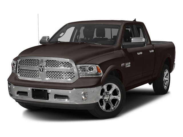 Luxury Brown Pearlcoat 2017 Ram Truck 1500 Pictures 1500 Laramie 4x2 Quad Cab 6'4 Box photos front view