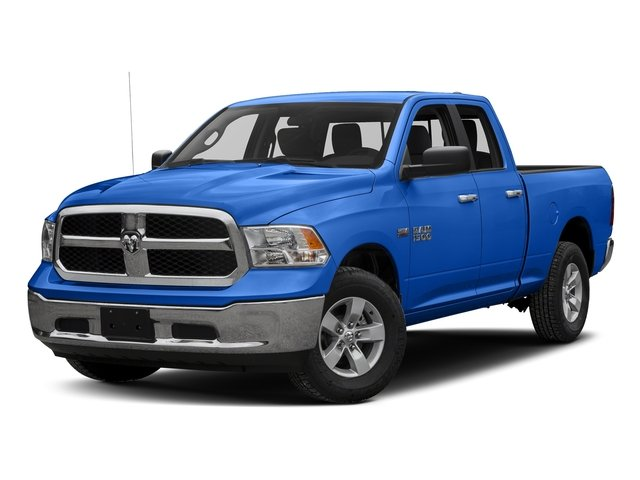 Holland Blue 2017 Ram Truck 1500 Pictures 1500 Quad Cab Bighorn/Lone Star 2WD photos front view