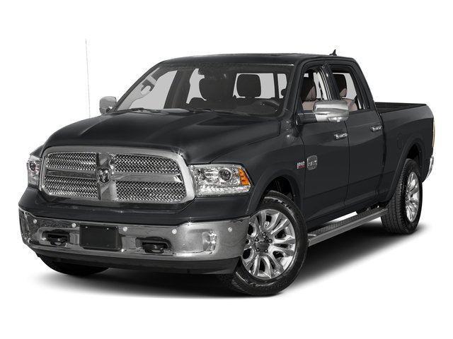 Granite Crystal Metallic Clearcoat 2017 Ram Truck 1500 Pictures 1500 Limited 4x2 Crew Cab 5'7 Box photos front view