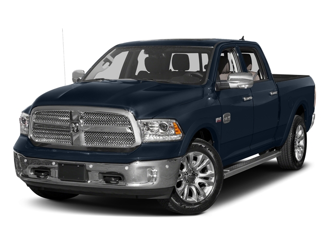 True Blue Pearlcoat 2017 Ram Truck 1500 Pictures 1500 Limited 4x2 Crew Cab 5'7 Box photos front view