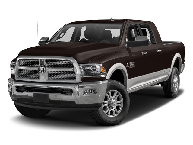 Luxury Brown Pearlcoat 2017 Ram Truck 2500 Pictures 2500 Mega Cab Laramie 4WD photos front view