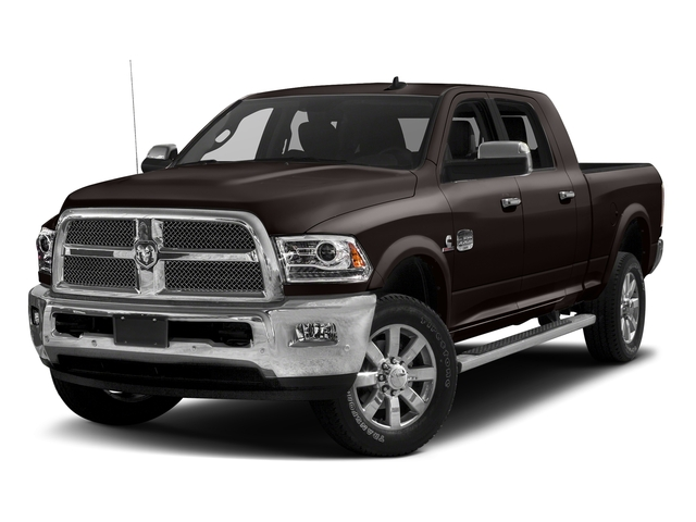 Luxury Brown Pearlcoat 2017 Ram Truck 2500 Pictures 2500 Longhorn 4x2 Mega Cab 6'4 Box photos front view