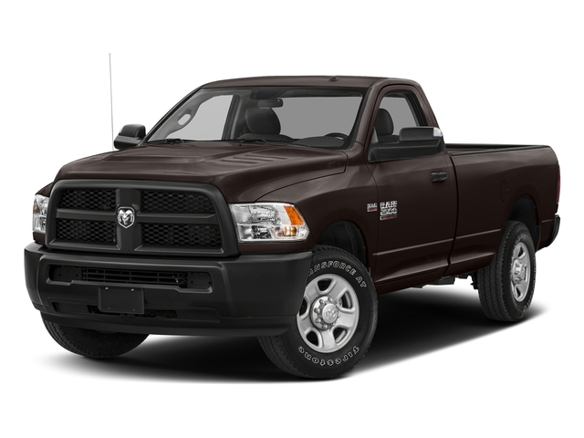 Luxury Brown Pearlcoat 2017 Ram Truck 2500 Pictures 2500 Regular Cab SLT 2WD photos front view