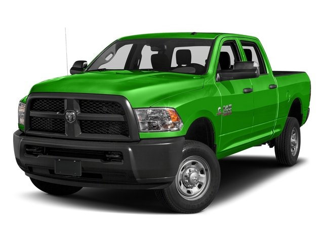 Hills Green 2017 Ram Truck 2500 Pictures 2500 Crew Power Wagon Tradesman 4WD photos front view
