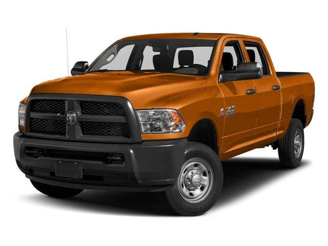 Omaha Orange 2017 Ram Truck 2500 Pictures 2500 Crew Cab Tradesman 2WD photos front view