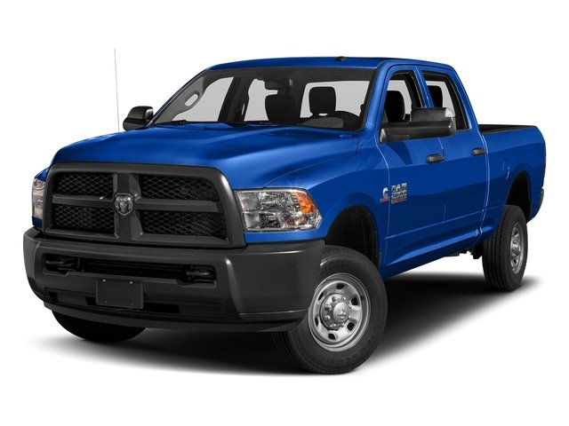 Holland Blue 2017 Ram Truck 2500 Pictures 2500 Crew Cab Tradesman 2WD photos front view