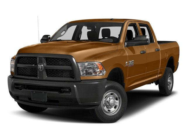 Power Tan 2017 Ram Truck 2500 Pictures 2500 Crew Power Wagon Tradesman 4WD photos front view