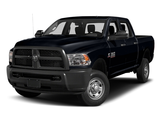 Midnight Blue Pearlcoat 2017 Ram Truck 2500 Pictures 2500 Crew Power Wagon Tradesman 4WD photos front view