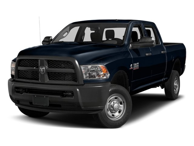 True Blue Pearlcoat 2017 Ram Truck 2500 Pictures 2500 Crew Cab Tradesman 2WD photos front view