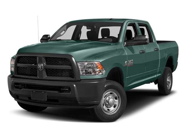Light Green 2017 Ram Truck 2500 Pictures 2500 Crew Power Wagon Tradesman 4WD photos front view