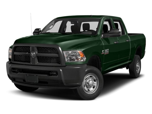 Timberline Green Pearlcoat 2017 Ram Truck 2500 Pictures 2500 Crew Cab Tradesman 2WD photos front view