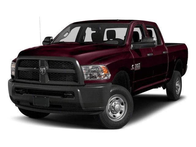 Delmonico Red Pearlcoat 2017 Ram Truck 2500 Pictures 2500 Crew Power Wagon Tradesman 4WD photos front view