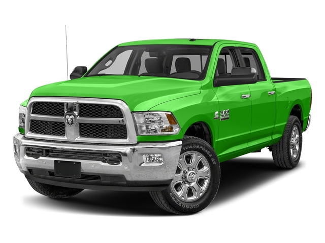 Hills Green 2017 Ram Truck 2500 Pictures 2500 SLT 4x2 Crew Cab 8' Box photos front view