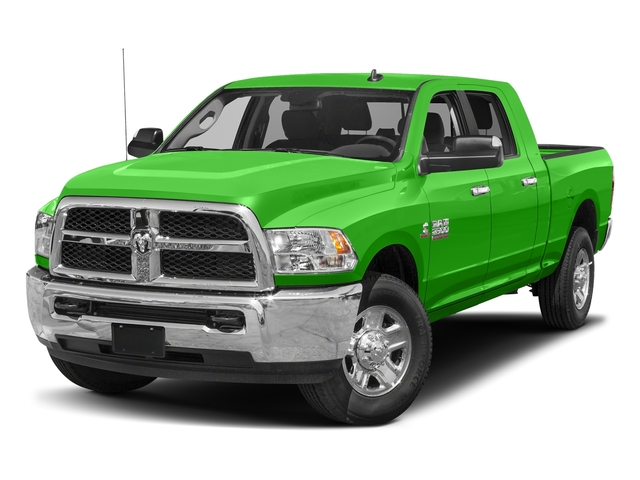Hills Green 2017 Ram Truck 2500 Pictures 2500 SLT 4x2 Mega Cab 6'4 Box photos front view