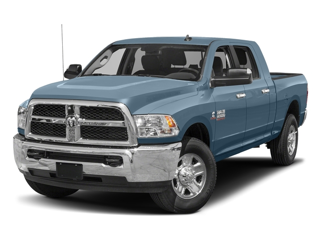 Robin Egg Blue 2017 Ram Truck 2500 Pictures 2500 SLT 4x2 Mega Cab 6'4 Box photos front view