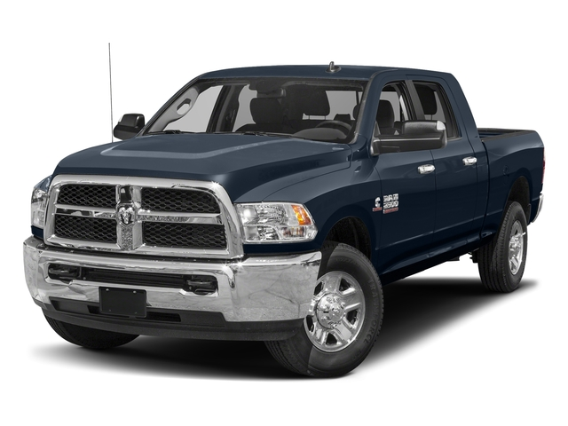 True Blue Pearlcoat 2017 Ram Truck 2500 Pictures 2500 SLT 4x2 Mega Cab 6'4 Box photos front view
