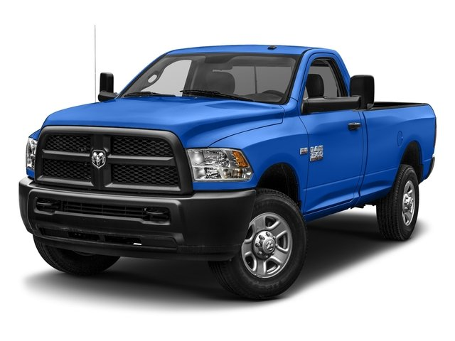 Holland Blue 2017 Ram Truck 3500 Pictures 3500 SLT 4x4 Reg Cab 8' Box photos front view