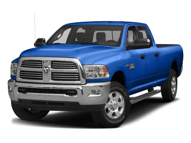 Holland Blue 2017 Ram Truck 3500 Pictures 3500 Crew Cab SLT 2WD photos front view