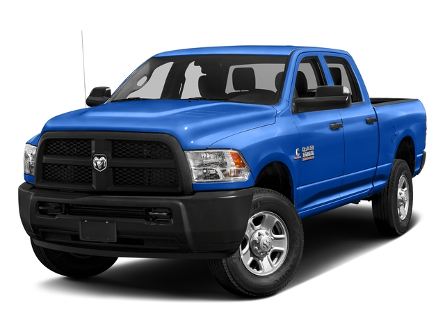 Holland Blue 2017 Ram Truck 3500 Pictures 3500 Crew Cab Tradesman 4WD photos front view