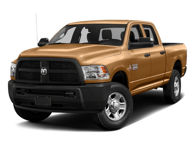 Power Tan 2017 Ram Truck 3500 Pictures 3500 Crew Cab Tradesman 4WD photos front view