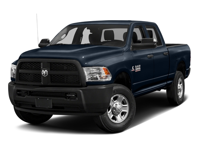 True Blue Pearlcoat 2017 Ram Truck 3500 Pictures 3500 Crew Cab Tradesman 4WD photos front view