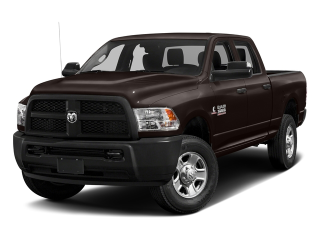Luxury Brown Pearlcoat 2017 Ram Truck 3500 Pictures 3500 Crew Cab Tradesman 4WD photos front view