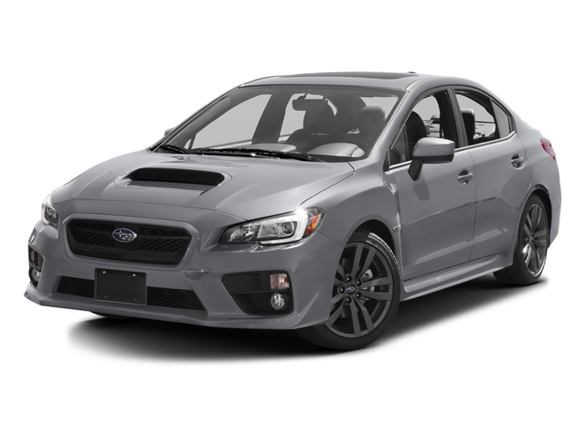 Ice Silver Metallic 2017 Subaru Wrx Pictures Limited Cvt Photos Front View