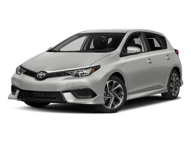 Classic Silver Metallic 2017 Toyota Corolla iM Pictures Corolla iM Hatchback 5D photos front view