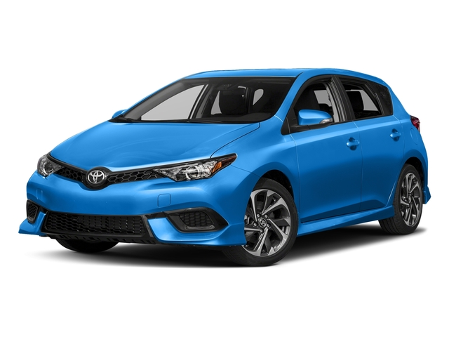 Electric Storm Blue 2017 Toyota Corolla iM Pictures Corolla iM Hatchback 5D photos front view