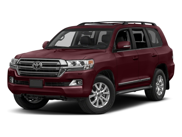 Brandywine Mica 2017 Toyota Land Cruiser Pictures Land Cruiser Utility 4D 4WD V8 photos front view