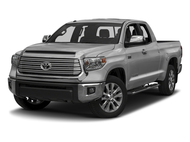 Silver Sky Metallic 2017 Toyota Tundra 2WD Pictures Tundra 2WD Limited Double Cab 2WD photos front view