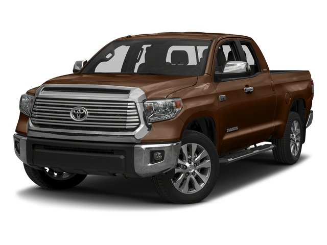 Sunset Bronze Mica 2017 Toyota Tundra 2WD Pictures Tundra 2WD Limited Double Cab 2WD photos front view