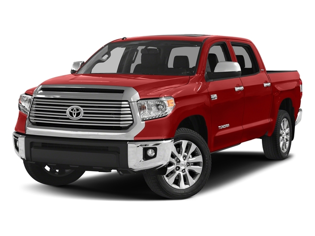 Inferno 2017 Toyota Tundra 4WD Pictures Tundra 4WD Limited CrewMax 4WD photos front view