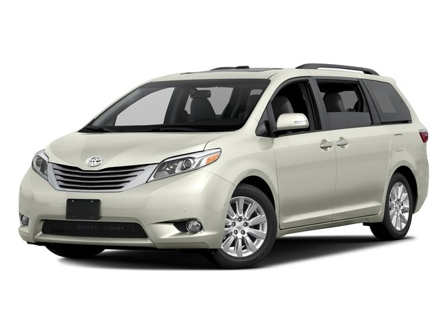 Blizzard Pearl 2017 Toyota Sienna Pictures Sienna Wagon 5D XLE V6 photos front view