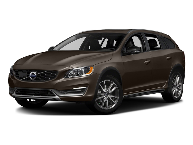 Twilight Bronze Metallic 2017 Volvo V60 Cross Country Pictures V60 Cross Country Wagon 5D T5 Platinum AWD I4 Turbo photos front view