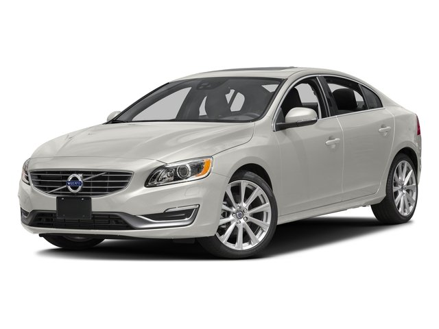 Crystal White Pearl 2017 Volvo S60 Pictures S60 Sedan 4D Insciption T5 Platinum AWD photos front view